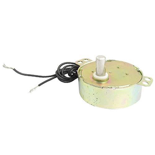 New Lon0167 Platine vinyle En vedette 220-240V 5 efficacité fiable / 6MIN 4W synchrone pour four à micro-ondes(id:722 95 f1 8ef)