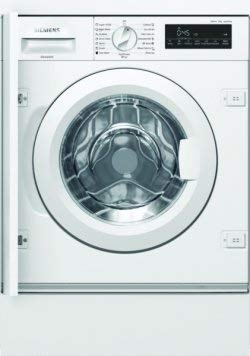 Siemens WI14W541EU - Detergente integrado