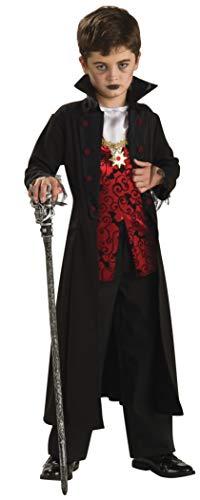 Royal Vampire - Halloween Costume de déguisement pour Enfants - Moyen - 132cm