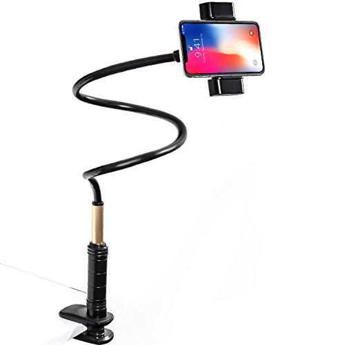 Soporte para teléfono móvil - Teléfono Móvil Soporte Cuello de Cisne - Soporte Universal - Soporte para iPhone Smartphone - Teléfono Móvil