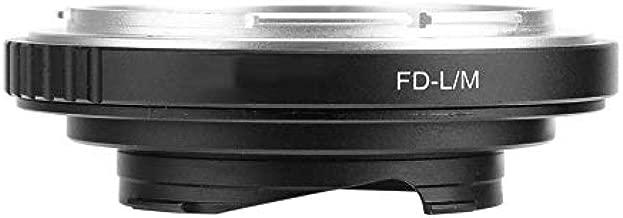 Acouto FD-LM Lens Mout Adapter for Canon FD Lens to Leica L/M M9 M8 M7 M6 M5 TECHART LM-EA7