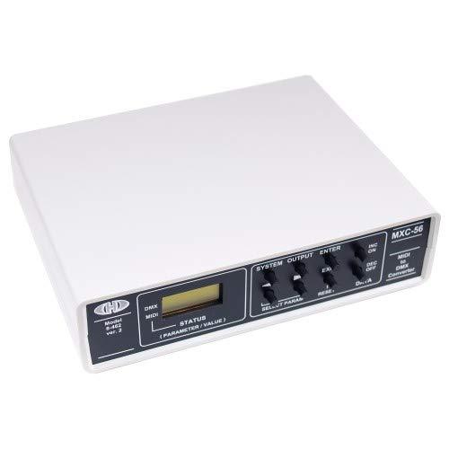 CHD Elektroservis MXC-56 - MIDI to DMX Converter