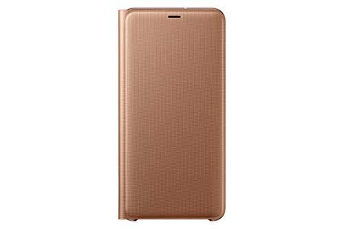 Samsung Galaxy A7 (2018) - Flip Wallet EF-WA750, Gold