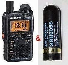 スタンダード VR-160 & SRH805S ミニアンテナ セット
