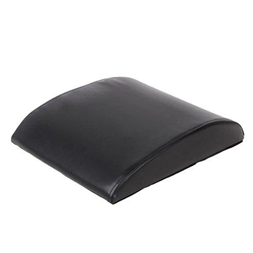 Toygogo AB Mat/Sit Up Pad Abdominal Y Core Trainer Mat para Soporte De La Espalda Baja Equipo De Ejercicio Abdominal