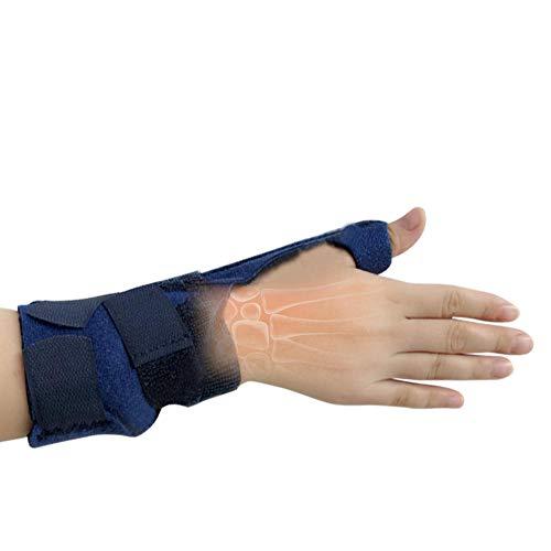 Duimorthese – duimrail voor pijn, peesontstekingen, verstuikingen en verrekkingen, verstuikingen tegen artritis links