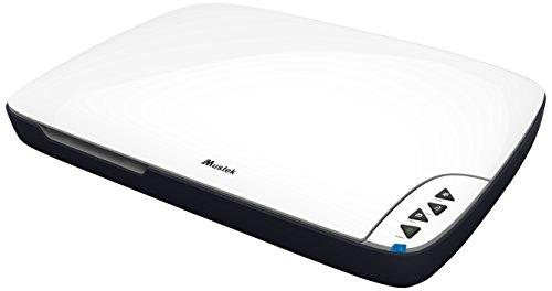 Home Office-Must F2400N A3 Express Flachbettscanner (2400x2400 DPI) weiß