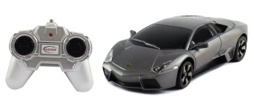 Officially Licensed Lamborghini Reventon Electric RC Car 1:24 RTR Authentic Body Styling