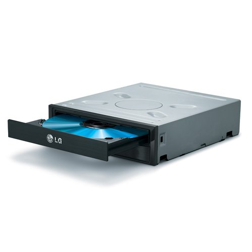 LGエレクトロニクス 16倍速5inchベイ内蔵用SATA接続Blu-rayマルチドライブ ブラック BOX BH16NS48/BOX