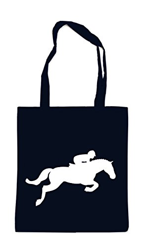 Horse Jumper Bag Black Certified Freak