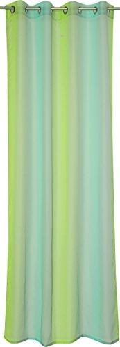 Ösenschal Corso Farbe: Aqua