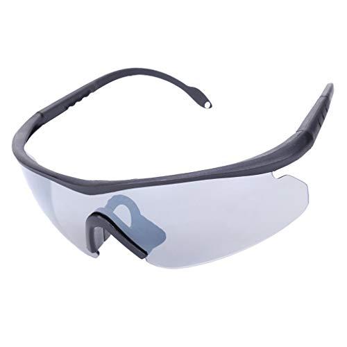 DZLXY Lentes policarbonato Gafas tácticas Gafas antivaho