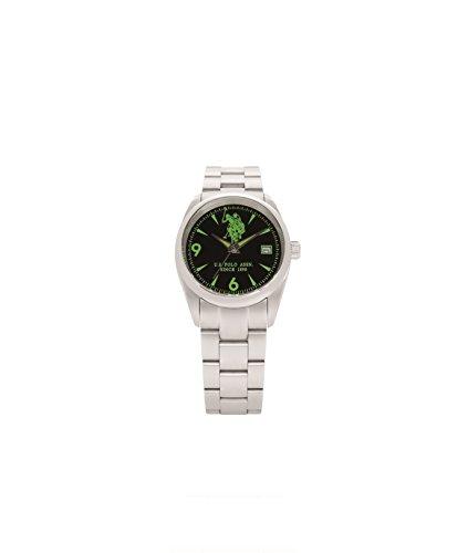US Polo Association Reloj con Movimiento Miyota Unisex Holden USP4054GR 35 mm