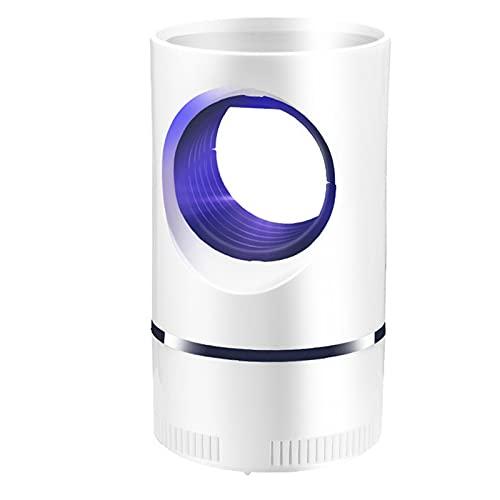 AKEFG Bug Zapper - Lámpara electrónica para Interiores, Fly Zapper para el hogar, Elimina los Mosquitos, Moscas de la Fruta, plagas voladoras - No tóxico - USB silencioso para la Oficina