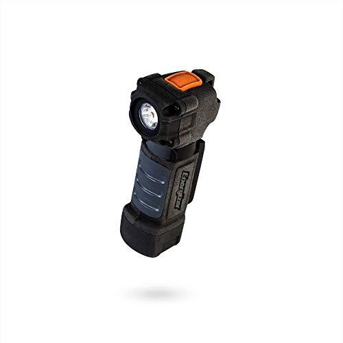 Energizer Lampe Torche à LED, Hard Case Compact, Piles Incluses
