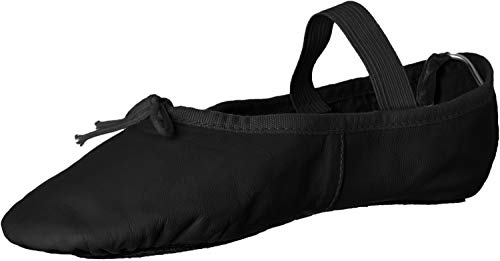 Bloch Dance Girls' Ballet Russe Dance Shoe Black 9.5 D US Toddler