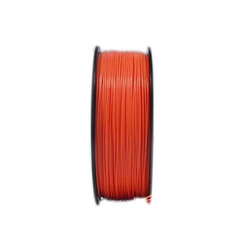 SRY-Holster HH-DYHC, 1,75 mm 1pc Nylon 1kg 3D Impresión Filamento 3D Materiales Consumibles (Color : 1kg Orange)
