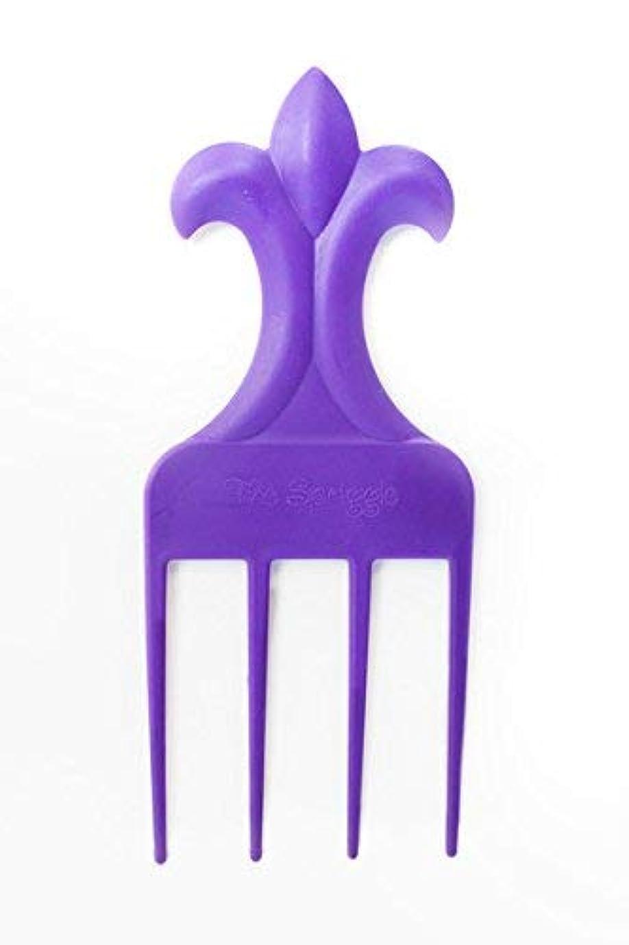 ぎこちない細菌直感The Spriggle (Purple) [並行輸入品]