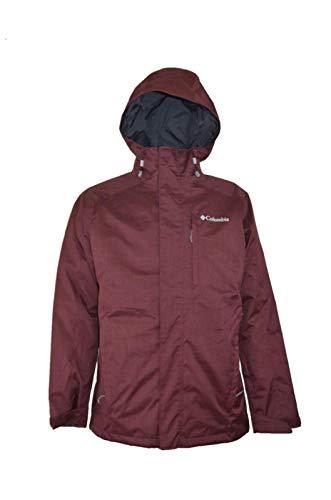 Columbia Mens Nordic Point III Omni-Heat Interchange Jacket