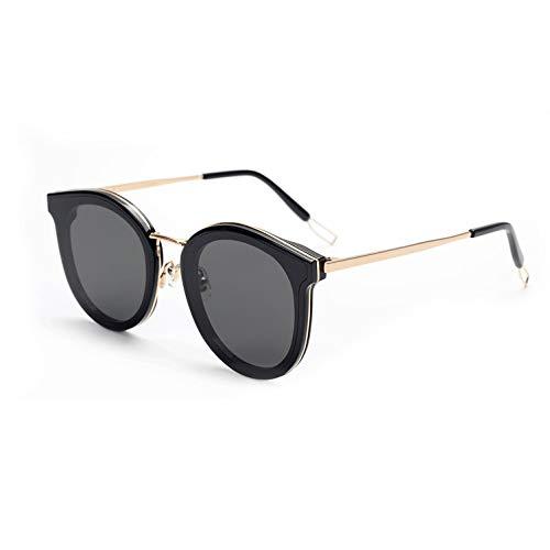 Hancoc Gafas De Sol Negras UV400 Gafas De Sol for Hombres