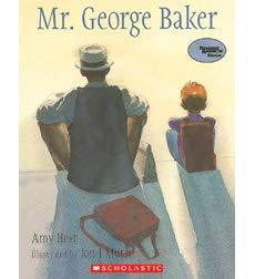 Mr George Baker ( Reading Rainbow Book )
