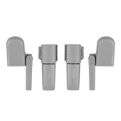 catyrre 1Set Protector De Soporte De Tren De Aterrizaje Extendido Plegable Compatible con dji Mavic Mini Kit (Gris)