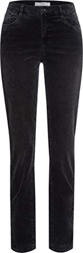 BRAX Damen Style Mary Hose, Vintage Grey, 46K