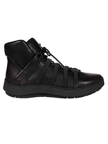 Trippen Luxury Fashion Damen LADDERFWAWSATBLACK Schwarz Leder Sneakers | Herbst Winter 19