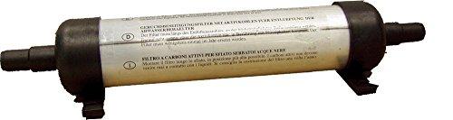 Ø 16-19mm Geruchsfilter Aktivkohle Entlüftung Kraftstoff Abwasser