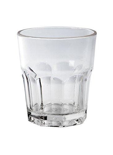 Bo-Camp wijnglas, polycarbonaat, 175 ml