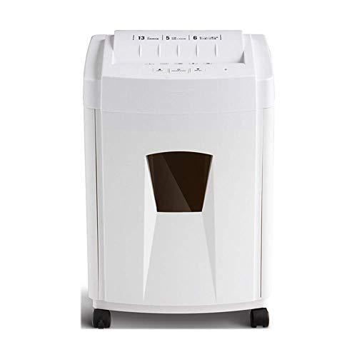 Buy Bargain YLLN Office Paper Shredder,Paper shredders for Home use Cross Cut Heavy Duty Paper shred...