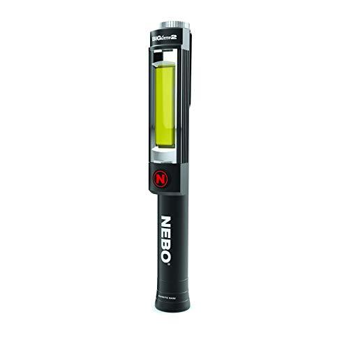 NEBO NE6737 Big Larry 2 Powerful Flashlight, Black