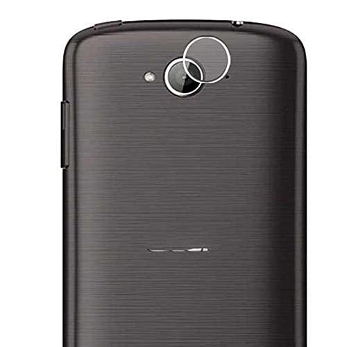Vaxson 2 Stück Kamera Schutzfolie, kompatibel mit Acer Liquid Z330 M330, Kameraobjektiv TPU Folie [nicht Panzerglas Bildschirmschutzfolie/Hülle Hülle ]