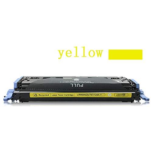 HP Colour Laserjet CM1015 MFP Color Negro 2605 DN 2605 1600 2605 DTN Bramacartuchos 2600 TN 2605dn 2600n 1600 2500copias CM1015 , 2600 N 2600 L CM1017 Cartucho compatible Non Oem para Hp Q6000A CM1017 2600 LN