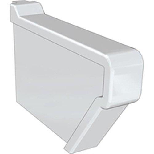 Allia couvre-joint lateral. Waschbecken kollektiven LG: 40cm Keramik weiß 00764000000