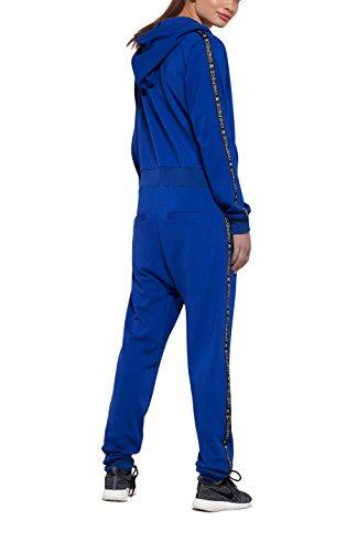OnePiece Damen Sprinter Jumpsuit, Blau (Blue), 38 (Herstellergröße: M) - 2