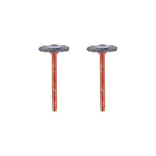 Dremel 2.615.053.0JA Cepillo de acero inoxidable 19 mm diámetro