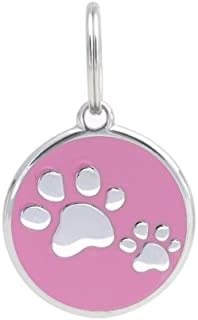 PetTouchiD - Stainless Steel, Smart Dog ID Tags, QR Code, Online Pet Page, GPS Location