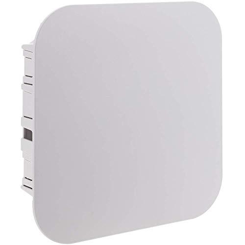 BeMatik - Einbaudose Quadrat elektrisches Register 200x200x60 mm für Hohle Wände