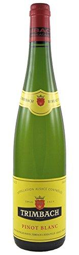6x 0,75l - 2017er - Trimbach - Pinot Blanc - Alsace A.C. - Elsass - Frankreich - Weißwein trocken