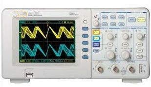 GOWE Osciloscopio digital de 2 canales 100 MHz DSO 1 GSa/S