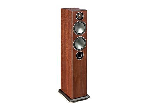 Monitor Audio Bronze 5 Standlautsprecher, Farbe: Walnut, 1 Paar