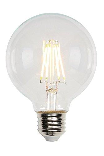 Westinghouse 331720040W equivalente G25bombilla filamento led intensidad regulable luz Bombilla con tamaño mediano Base