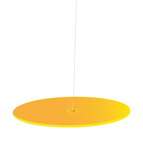 Cazador-del-sol ® | 15 | gelb - Sonnenfänger schwebend