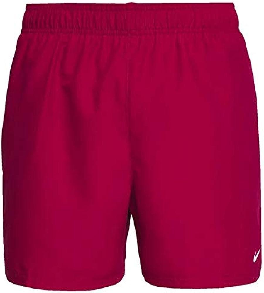 Nike 5 volley short, costume da bagno a pantaloncino per uomo,100% poliestere NESSA560-211