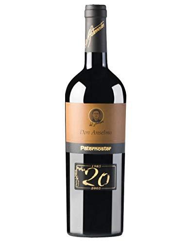 Aglianico del Vulture DOC Don Anselmo Paternoster 2015 0,75 L