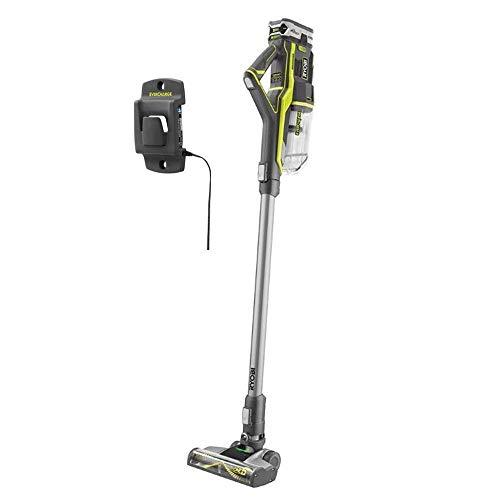 Ryobi 18-Volt ONE+ Lithium-Ion Cordless Stick Vacuum Cleaner, P718K, (Non-Retail Packaging, Bulk Packaged) (Renewed)