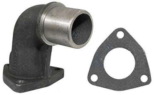 1862807M1 & 194713M1 New Massey Ferguson Exhaust Manifold Elbow & Gasket 165 175