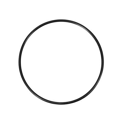 Sourcingmap - Juntas tóricas de goma de nitrilo, 92 mm a 157 mm de diámetro, juntas de sellado