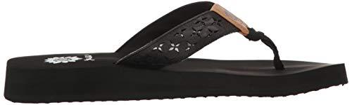 Yellow Box Women's Benji Wedge Sandal